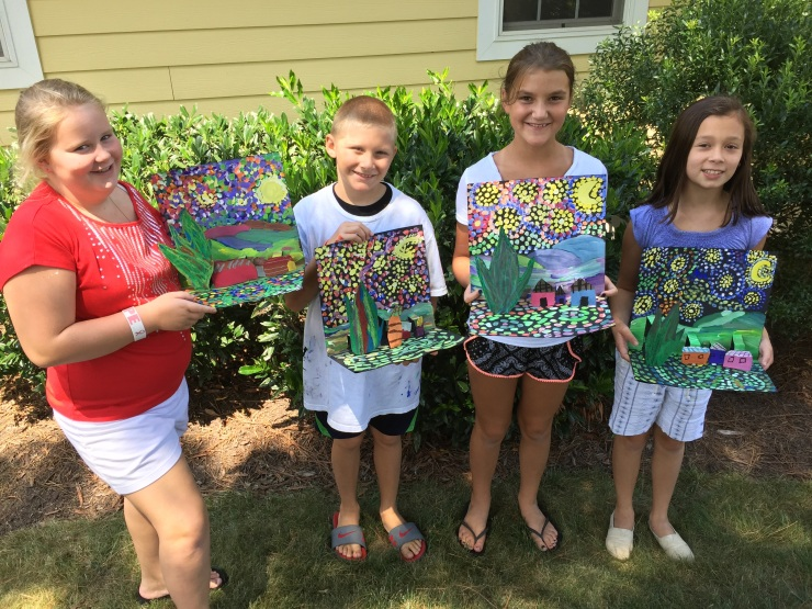 Independence Youth Art Camp