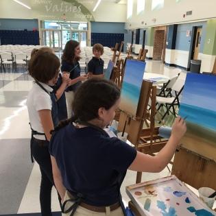 carmel-painting