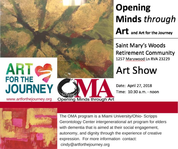 OMA Art Show 042718