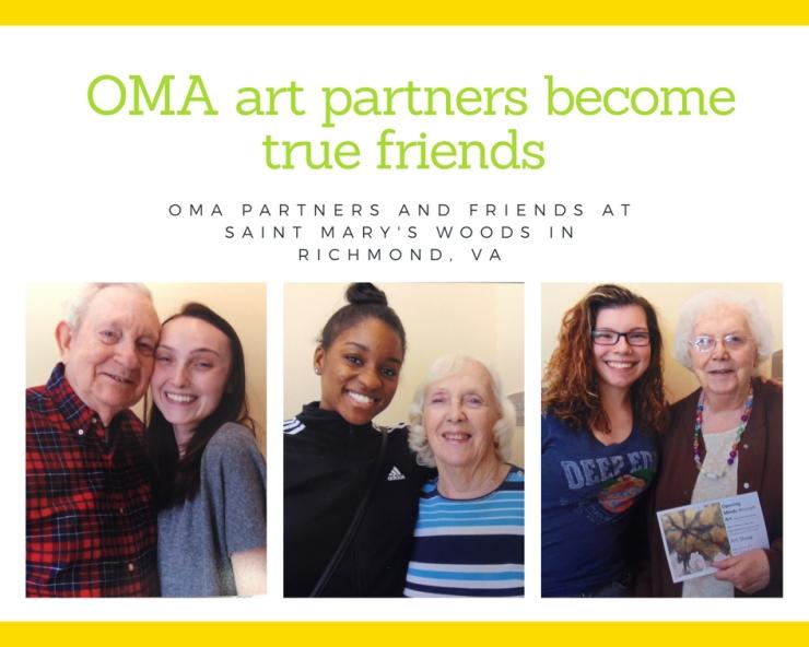 A Little OMA artpartner tour