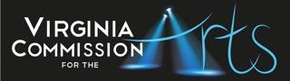 Virginia Commission Arts - logo